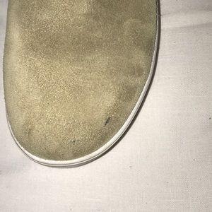 Rebecca Minkoff Shoes - Rebecca Minkoff Tan Suede Platform Booties 💫 Sz 8